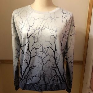 Branches Sweater